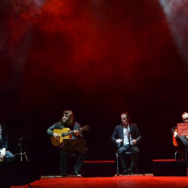 Шоу Фламенко во Владимире 07.02.2015